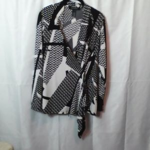 Ashley Stewart Blouse